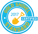 Golden Shovel Certified