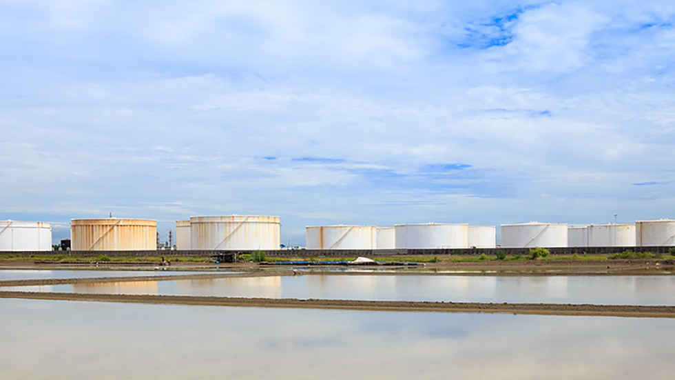 image for Above Ground Storage Tank Cleaning