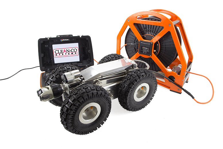 image for Pipe Inspection Camera Services