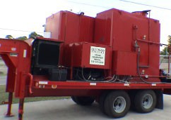 Steam Generator Rental from CleanCo Systems