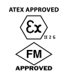 We are Atex Approved