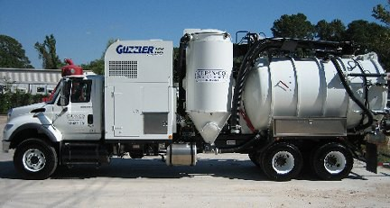 Vacuum Truck Industrial Vac Truck Clean Co Systems