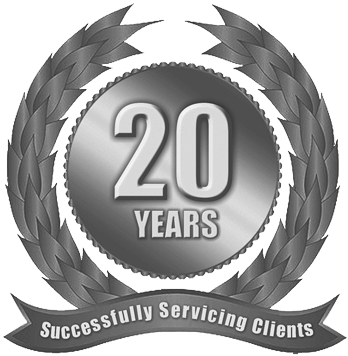 20 years of service image