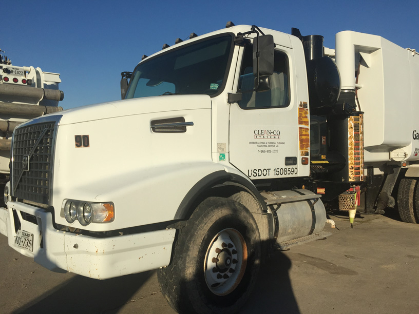 Industrial Trucks for Sale | Clean-Co Systems
