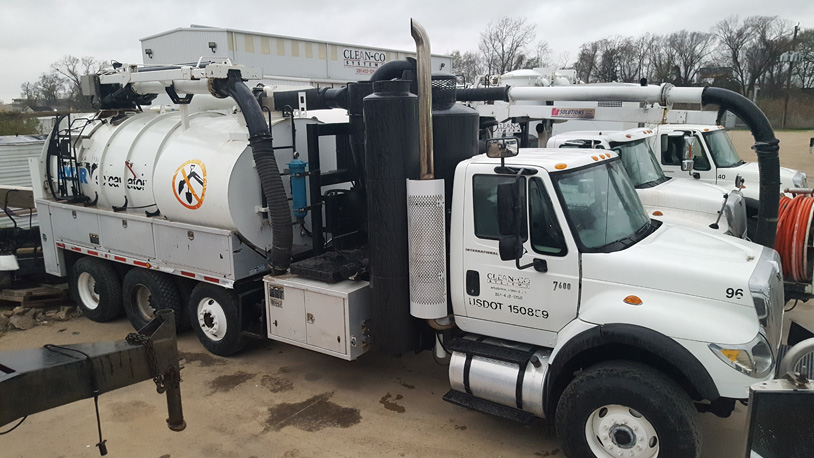 Industrial Trucks for Sale Clean-Co Systems